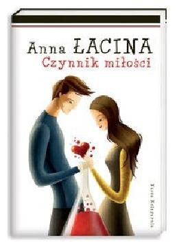 Okładka książki - Czynnik miłości