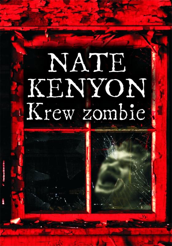 Okładka książki - Krew zombie