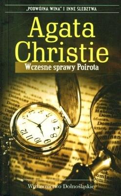 Ok�adka - Wczesne sprawy Poirota