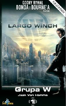 Ok�adka - Largo Winch. Grupa W