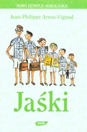 Okładka - Jaśki