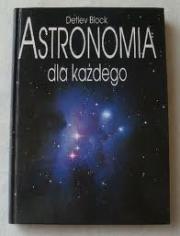 Okładka - Astronomia dla każdego