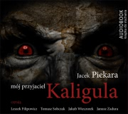 Ok�adka - M�j przyjaciel Kaligula. Audiobook