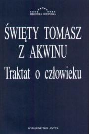 Ok�adka - Traktat o cz�owieku