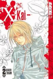 Okładka - X: Kai tom 2