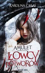 Ok�adka - Amulet �owcy potwor�w