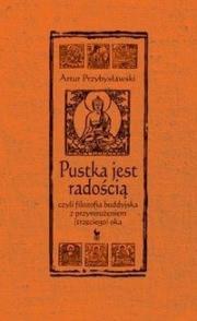 Okładka -  Pustka jest radością, czyli filozofia buddyjska z przymrużeniem (trzeciego) oka