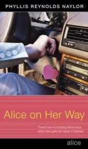 Ok�adka - Alice on Her Way (Alice #17)