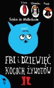 Ok�adka - FBI i dziewi�� kocich �ywot�w