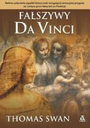 Ok�adka - Fa�szywy Da Vinci