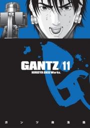 Ok�adka - Gantz tom 11