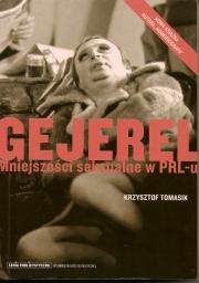 Ok�adka - Gejerel. Mniejszo�ci seksualne w PRL-u