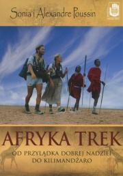 Ok�adka - Afryka Trek. Od Przyl�dka Dobrej Nadziei do Kilimand�aro