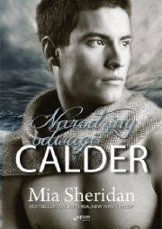 Ok�adka - Calder. Narodziny odwagi
