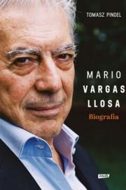 Okładka - Mario Vargas Llosa. Biografia