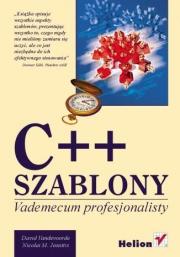 Ok�adka - C++. Szablony. Vademecum profesjonalisty