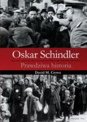 Ok�adka - Oskar Schindler Prawdziwa historia