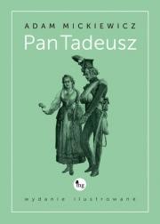 Ok�adka - Pan Tadeusz. Wydanie ilustrowane