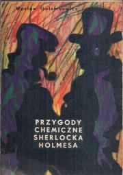 Okładka - Przygody Chemiczne Sherlocka Holmesa