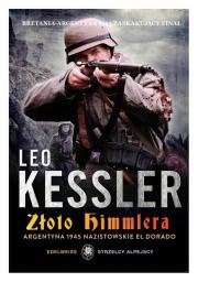 Ok�adka - Edelweiss Strzelcy Alpejscy (#4). Z�oto Himmlera