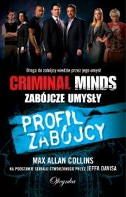 Ok�adka - Criminal Minds. Profil zab�jcy