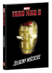 Ok�adka - Iron Man 3. �elazny m�ciciel