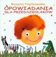 Ok�adka - Opowiadania dla przedszkolak�w