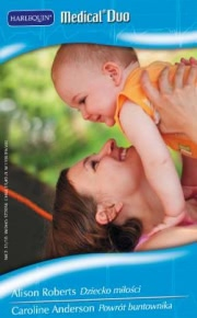 Ok�adka - Dziecko mi�o�ci. Powr�t buntownika