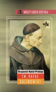 Okładka - Św. Rafał Kalinowski