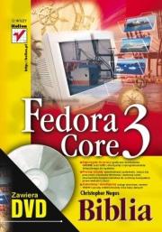 Ok�adka - Fedora Core 3. Biblia