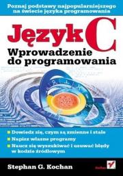 Okładka - Język C. Wprowadzenie do programowania