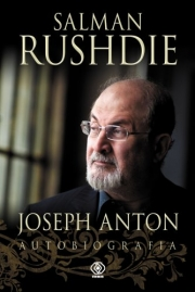 Ok�adka - Joseph Anton. Autobiografia
