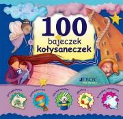 Ok�adka - 100 bajeczek ko�ysaneczek