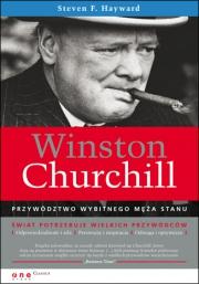 Ok�adka - Winston Churchill. Przyw�dztwo wybitnego m�a stanu