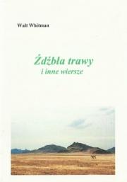 Okładka - Źdźbła trawy i inne wiersze