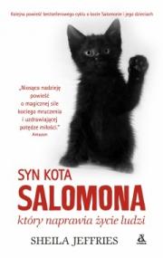 Ok�adka - Syn kota Salomona, kt�ry naprawia �ycie ludzi
