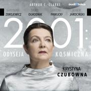 Recenzja - 2001: Odyseja kosmiczna. Audiobook