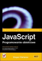 Ok�adka - JavaScript. Programowanie obiektowe