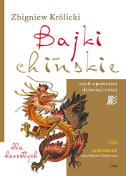 Ok�adka - Bajki chi�skie czyli 108 opowie�ci dziwnej tre�ci