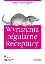 Ok�adka - Wyra�enia regularne. Receptury