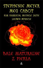 Okładka - Bale maturalne z piekła