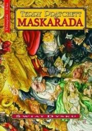 Ok�adka - Maskarada