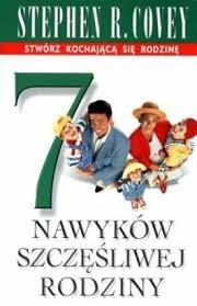 Ok�adka - 7 nawyk�w szcz�liwej rodziny