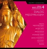 Ok�adka - Lekcja religii 4. Dialog mi�dzyreligijny. Ksi��ka z p�yt� DVD