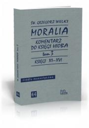 Ok�adka - Moralia t. 3