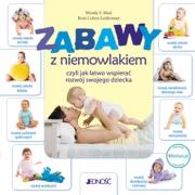 Ok�adka - Zabawy z niemowlakiem
