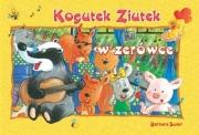 Ok�adka - Kogutek Ziutek w zer�wce
