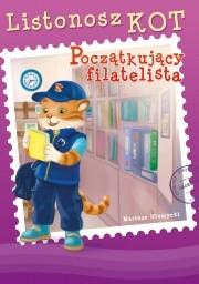 Ok�adka - Listonosz Kot. Pocz�tkuj�cy filatelista