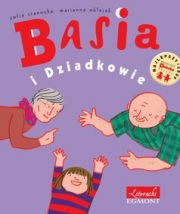 Ok�adka - Basia i Dziadkowie
