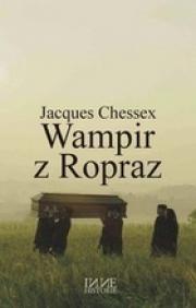 Okładka - Wampir z Ropraz